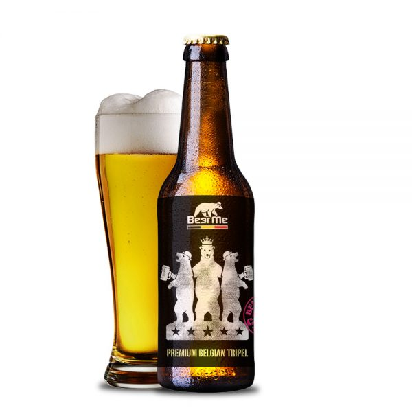 Belgian Triple Craft Beer