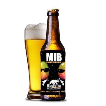 Mango in black Belgian Beer 500ml